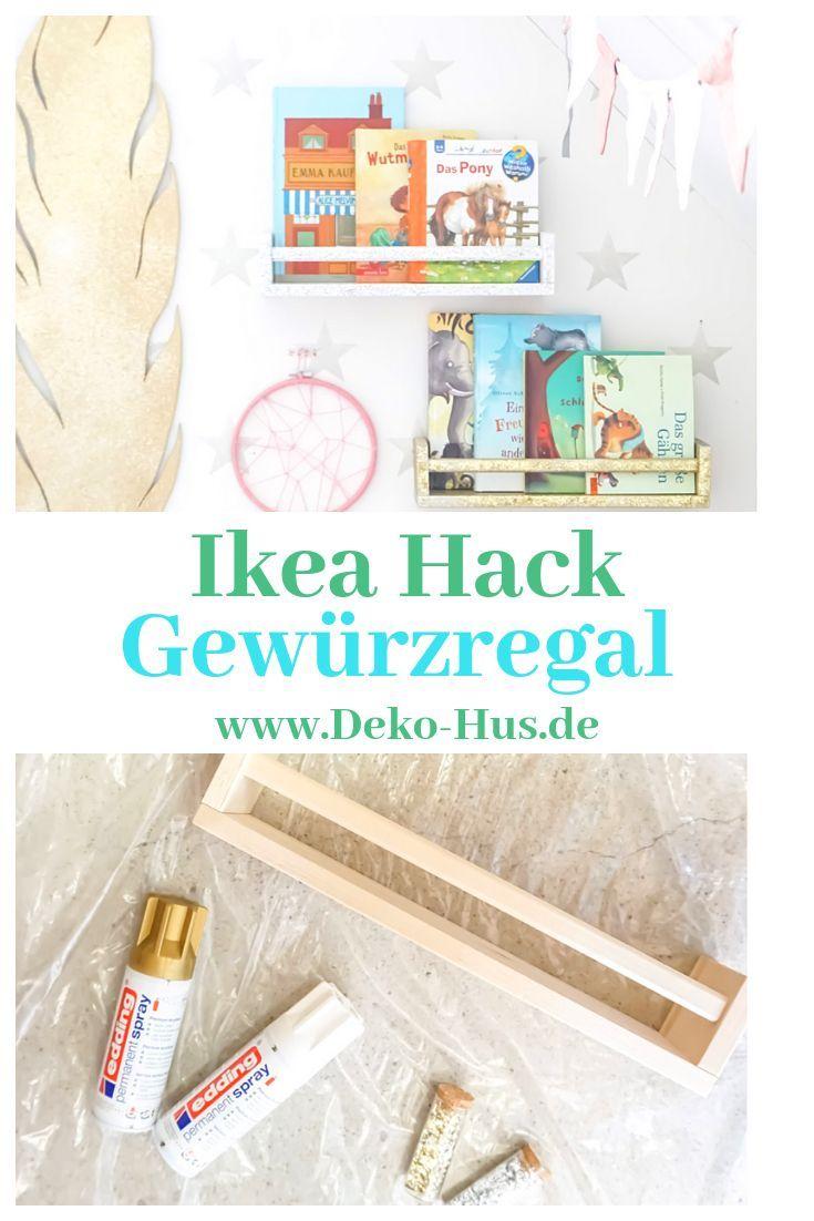 Ikea Hack Gewürzregal Bekväm