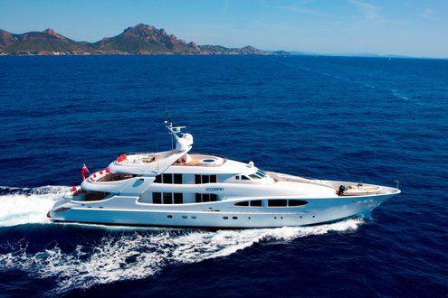 Heesen Big Mak Yacht for Sale