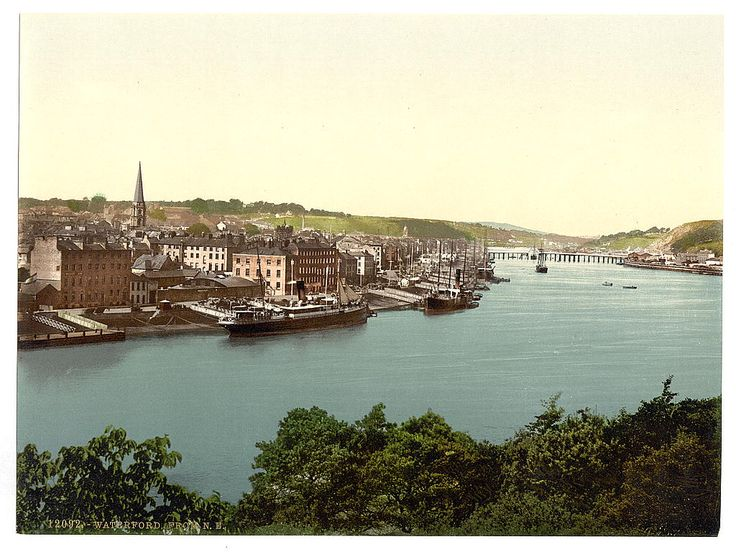 Waterford City (1890 - 1900)