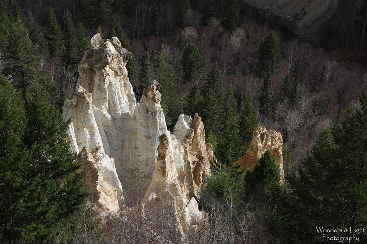 Pinnacles Park Quesnel BC