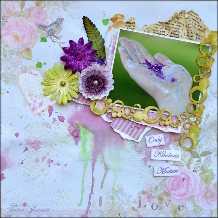 """I created this layout for a CSI Case File and it made me a very Happy Scrapper by being put *Under Surveillance""""!! CSI can be found here: csicolorstoriesinspiration.ning.com Please visit my blog for more cards & layouts: ericajoannie.blogspot.com Thank you for looking!! :-)"""