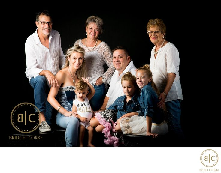 Bridget Corke Photography - Extended Family Shoot: