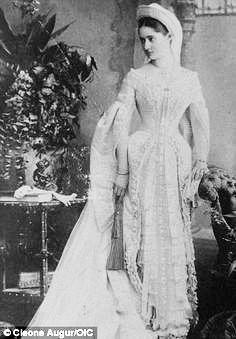 княжна Вяземская Мария Александровна, в браке Болотова