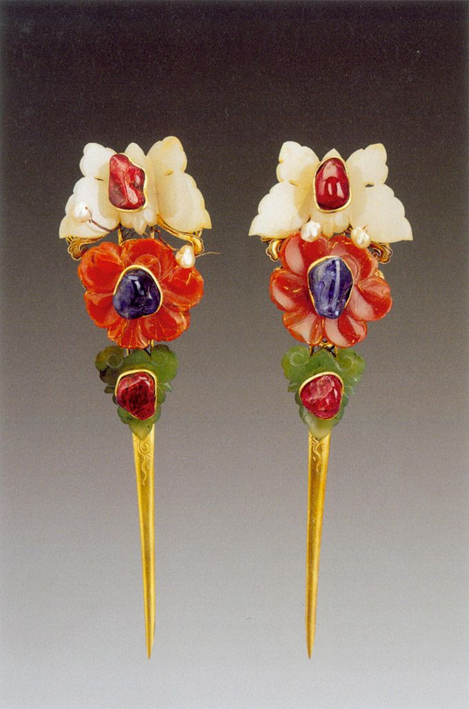 Ancient Chinese hairpins