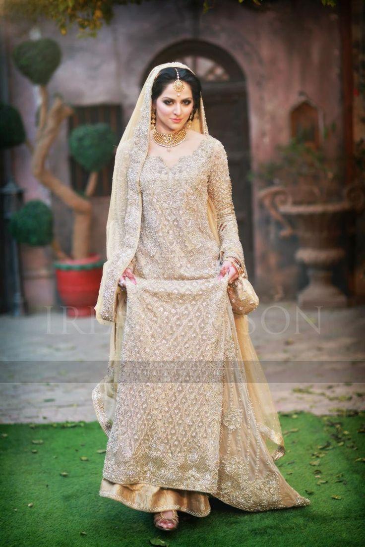 White dress bridal - 53 White Cream Inspirational Pakistani Bridal Outfits Irfan Ahson Photography