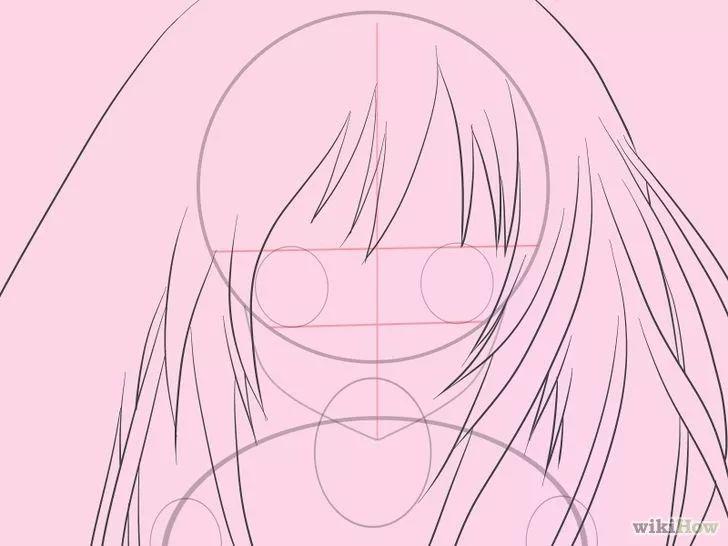 Imagen titulada Draw Hatsune Miku Step 7