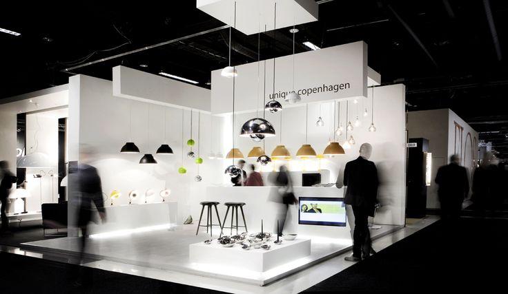 Modern Exhibition Stand Yet : Norm architects penhagen architecture and design studio