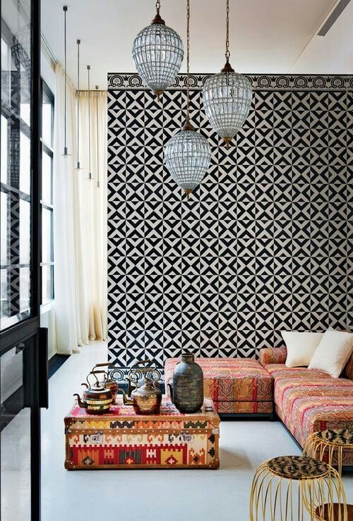 Moroccan interior design ethno chic pinterest design Moroccan inspired kitchen design