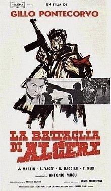 The Battle of Algiers (1966), dir. Gillo Pontecorvo.