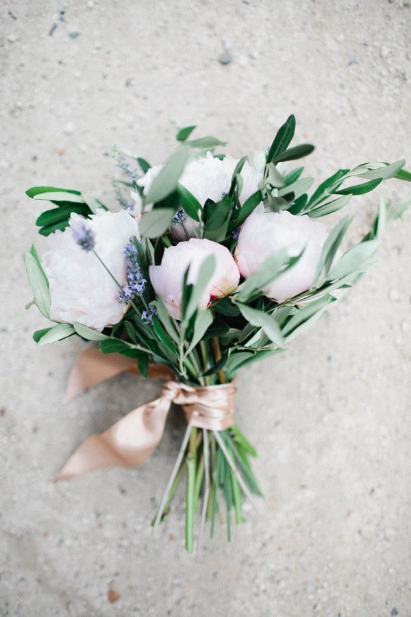 Beautiful Summer in Provence Seasonal Flower Wedding Ideas