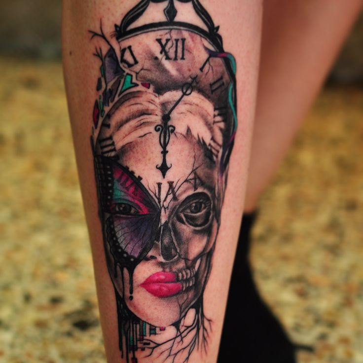 66 best images about wade johnston tattoo folio on for Tattoo shops in norman