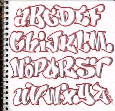 ALFABETOS LINDOS: Molde de Letras alfabeto Gótico: Graffiti Letters, The Artists, Shoes Design, Alphabet Letters, Fonts Style, Letters Style, Graffiti Alphabet, Graffiti Fonts, Alphabet Graffiti