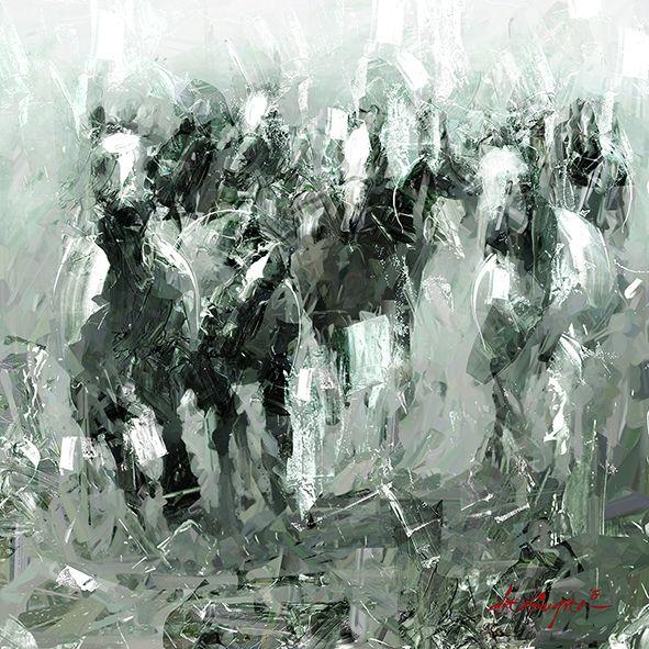 GREENY HORSES