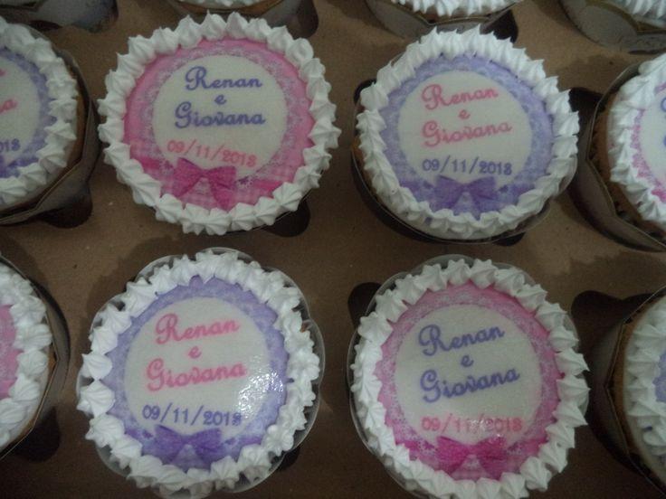 Lindos Cupcakes para dar mais alegria à sua comemoração!!!