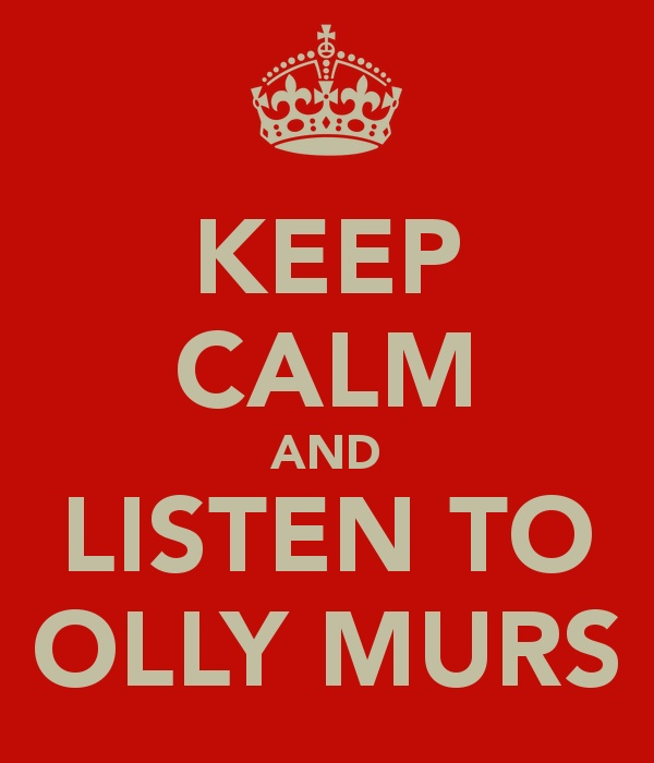 What are Olly Murs fans called? Mans = Murs Fans ?  -D