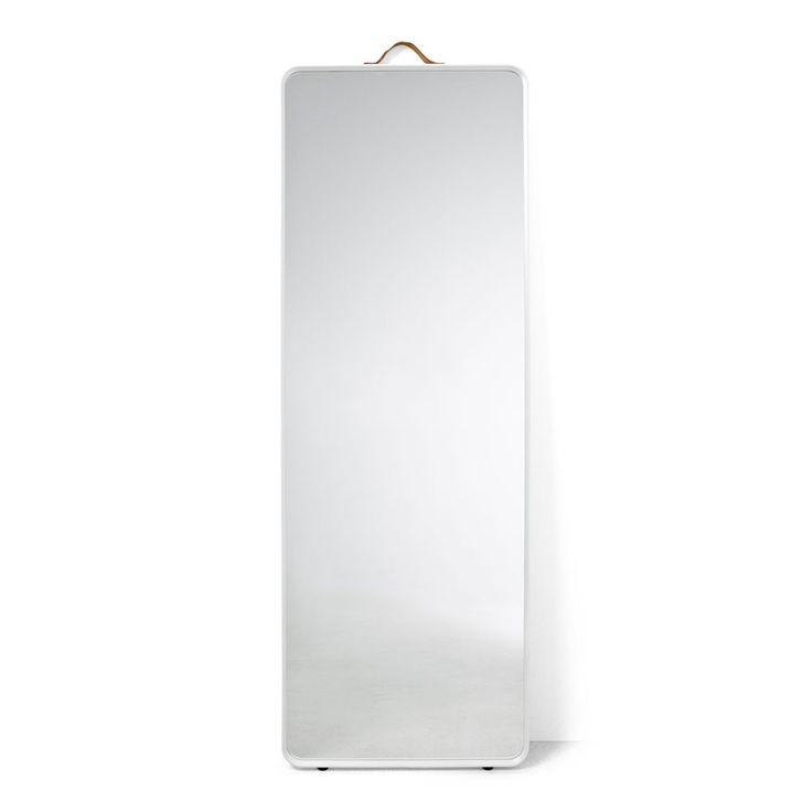 Norm Floor Mirror Vit Spegel | Menu | Länna Möbler | Handla online