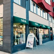Vårt kontor i Hammarby
