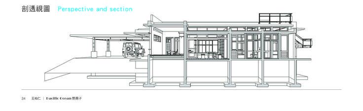 Galería - Casa Pacífica / Wang, Pe-Jen Architects - 23