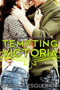 Victoria Bennett is in control and in charge all day every day, but sometimes she needs help. One of those times is when she needs to organize a romantic proposal weekend for her client, and the only person available to help her is the notorious heartbreaker Nathan Grant.   Now on Amazon: http://www.amazon.com/Tempting-Victoria-Breathe-Rockstar-Romance-ebook/dp/B015T99EGM