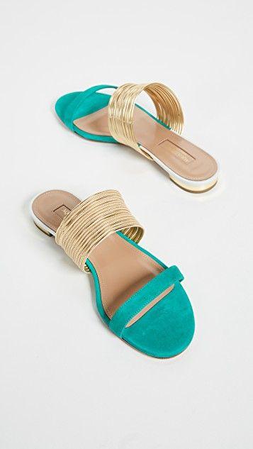 754d986f4 Rendez Vous Flat Sandals | love | Chaussure, Chaussures et Sandales