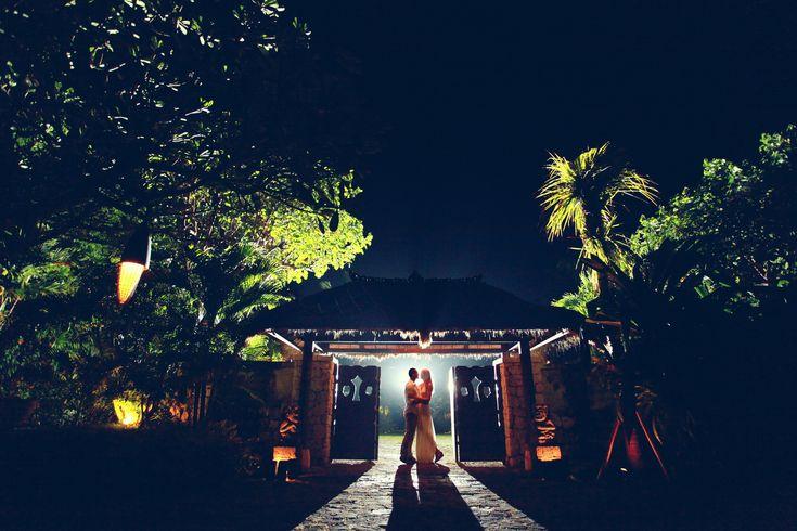 Melanie & Chris | Villa Bayuh Sabbha | Bali Wedding Photographer