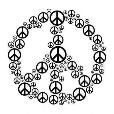 Simbolo de la Paz | Signo de Paz | Pinterest | Signs, Peace and love ...