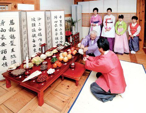 Resultado de imagen de chuseok