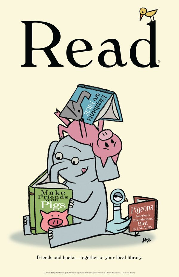 42 best Mo Willems images on Pinterest DIY, Book activities and - new mo willems coloring pages elephant and piggie