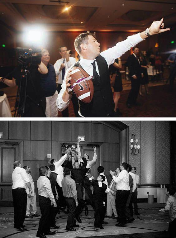10 Sports Themed Wedding Ideas
