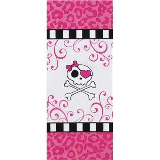 Bag-of-Chips Pink Pirate Cello Treat Bags | Shop Hobby Lobby