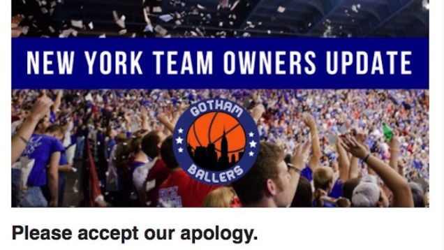 Champions Basketball League Cancels Inaugural Game Yet Again