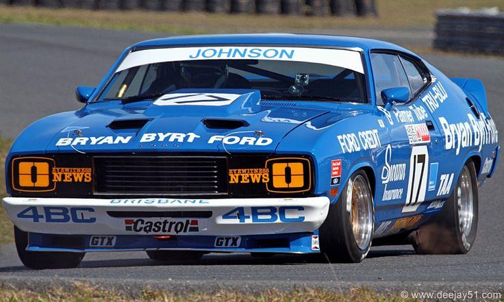 Dick Johnson Falcon XC