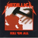 Kill Em All (Audio CD)By Metallica