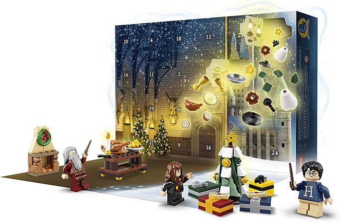 The Last 10 Fun Things I Bought Vol 2 Iowa Girl Eats Harry Potter Advent Calendar Lego Harry Potter Harry Potter Toys