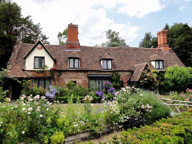 englisches cottage finest der schlssel zum eigenen cottage paradies with englisches cottage. Black Bedroom Furniture Sets. Home Design Ideas