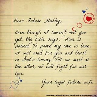 Attractive Good Morning Love Letter To My Future Wife The Best Letter 2017