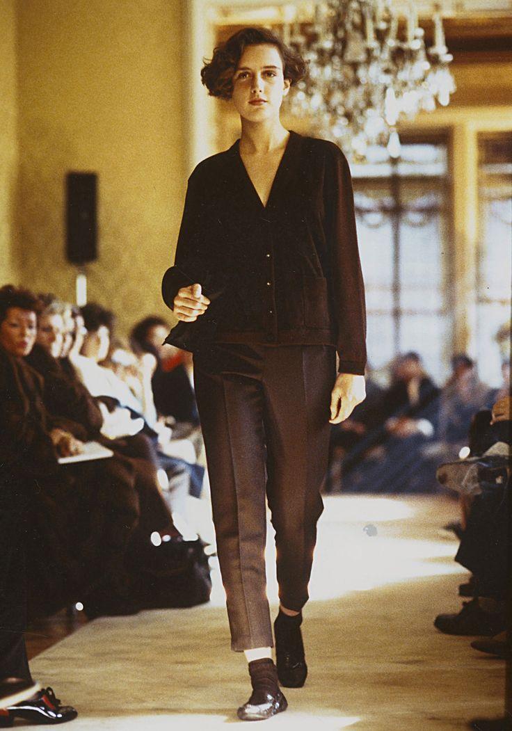 Prada FW 1988 Womenswear