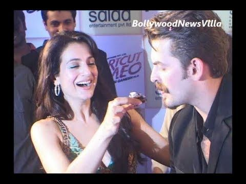 Ameesha Patel's 38th birthday celebration party EXCLUSIVE VIDEO.