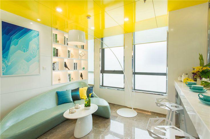 Wanda Group of Hubei office space. https://cheerhuzz.com/collections/floor-lamps/products/twiggy-arc-floor-lamp-for-foscarini-fl17?variant=10122368132&utm_content=buffer34df2&utm_medium=social&utm_source=pinterest.com&utm_campaign=buffer #architecture #design #office #work #art #light #interior #home