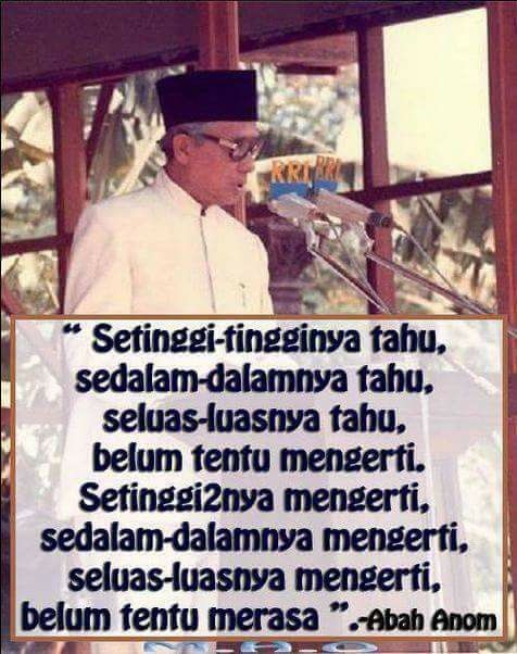 Abah anom