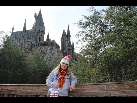 Orlando dia 3 - Universal + Hogwarts Express
