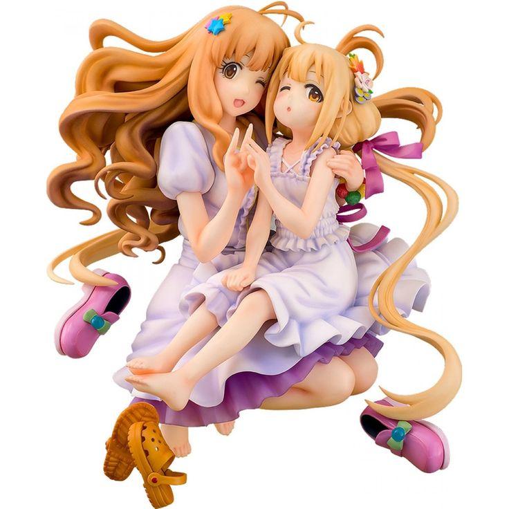Idolm@ster Cinderella Girls Kirari Moroboshi & Anzu Futaba