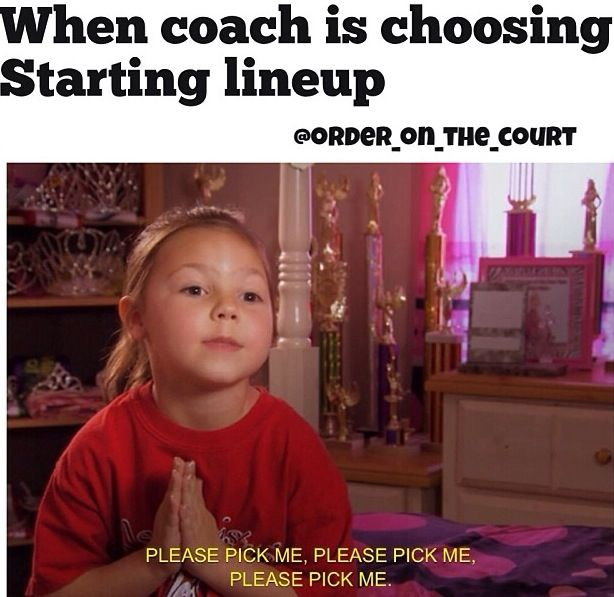 One time I was 3rd on the bench at a volleyball game and I never got off the bench just moved to 1st. Crappy game.