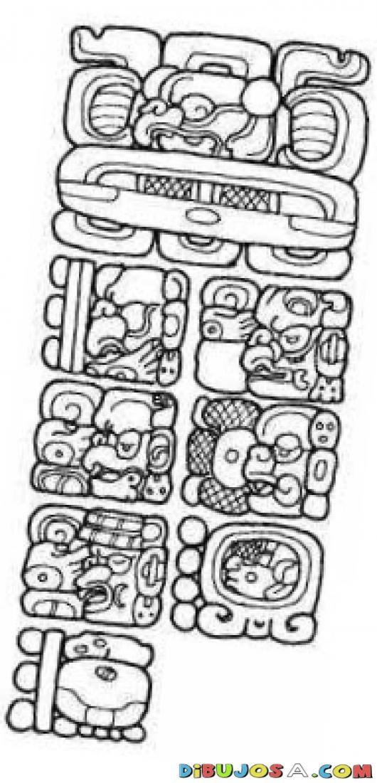 13baktun13baktun Dibujo Del Calendario Maya En Una Estela Que Indica El Fin Del Mundo Para Pintar Y Colorear El 13bactun Bactunbactun | COLOREAR MAYAS | 13baktun13baktun Dibujo Del Calendario Maya En Una Estela Que Indica El Fin Del Mundo Para Pintar Y Colorear El 13bactun Bactunbactun | dibujosa.com