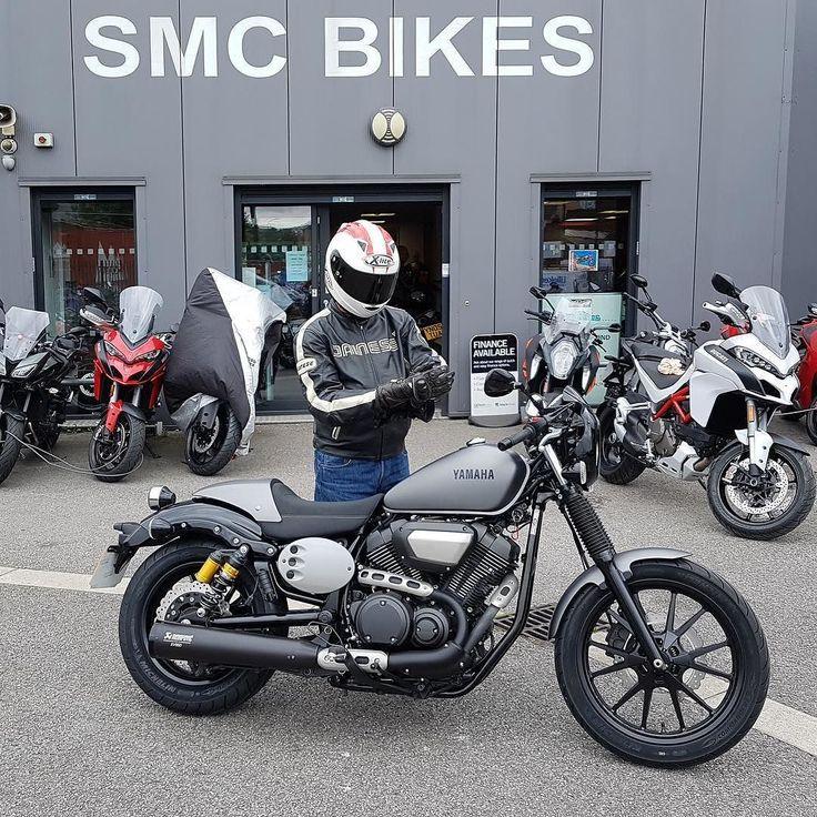 #Yamaha #XV950 about to cruise away  smcbikes.com 01142525454 http://ift.tt/2uPJPfX