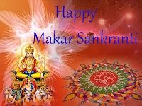 Happy Makar Sankranti 2016 SMS In Marathi and Hindi Language