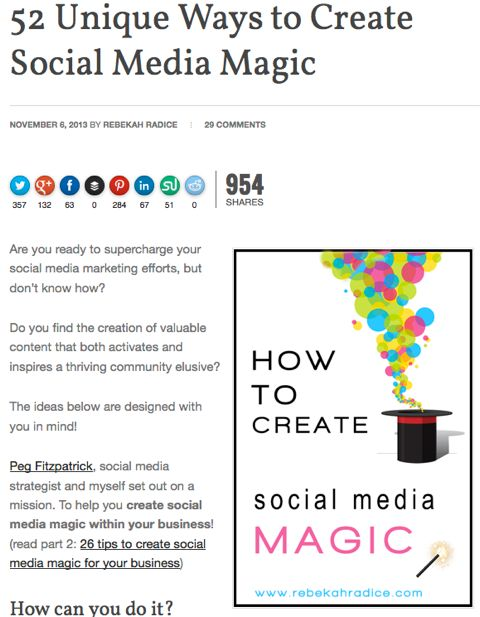 Top 31 Must-Read Social Media Marketing Articles #socialmedia #marketing via Social Media Examiner