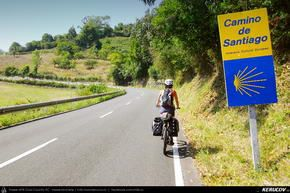 Traseu cu bicicleta MTB XC El Camino de Santiago del Norte - 5: San Esteban Leces - Colunga - Villaviciosa - Gijon . MTB Ride El Camino de Santiago del Norte - 5: San Esteban Leces - Colunga - Villaviciosa - Gijon - Asturia, Spania