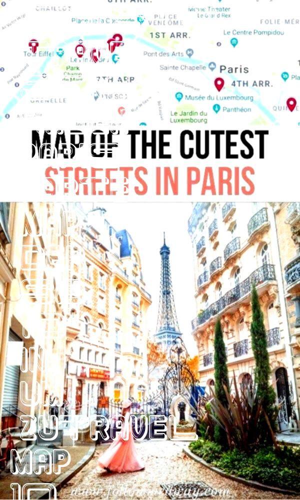 Schnsten Travel Straen Finden Paris Karte Map Der Sie 10