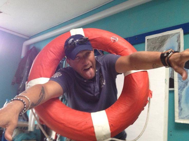 Voici le matelot de choc